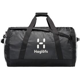 Haglöfs Lava 110 Duffel Bag True Black